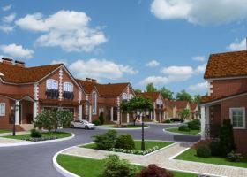 Архитектура коттеджных поселков
