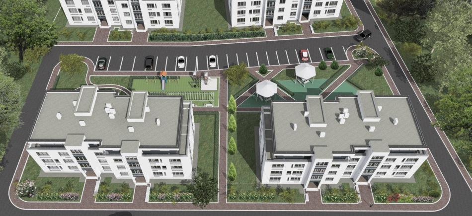 Малоэтажный жилой комплекс