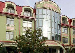 Элитный жилой комплекс
