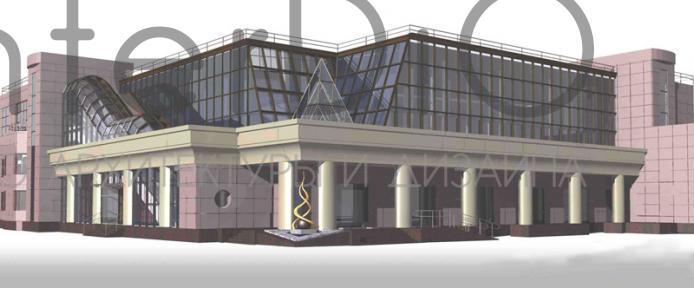 Многофункциональный торговый комплекс