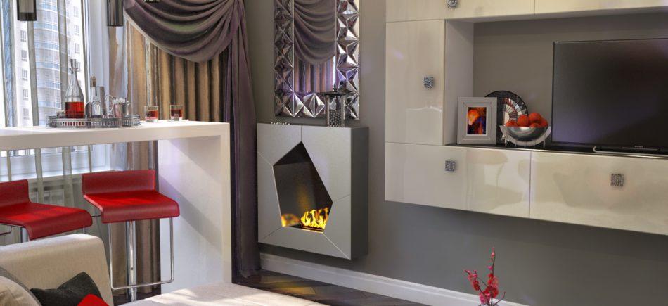 Стильная гостевая комната
