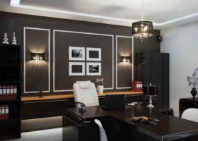 Комнатный дизайн интерьера