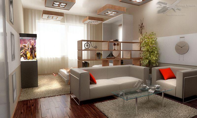Квартиры оформление дизайн